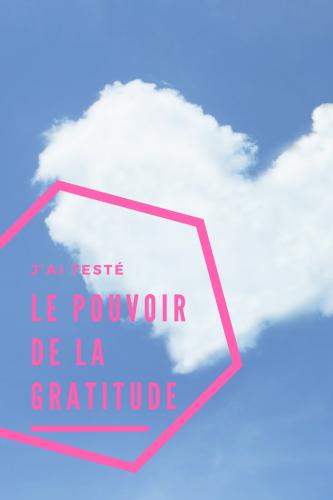 La gratitude est une forme de reconnaissance inconditionnelle qui permet de changer notre regard sur le monde, nous rend plus heureux et agit sur notre santé.