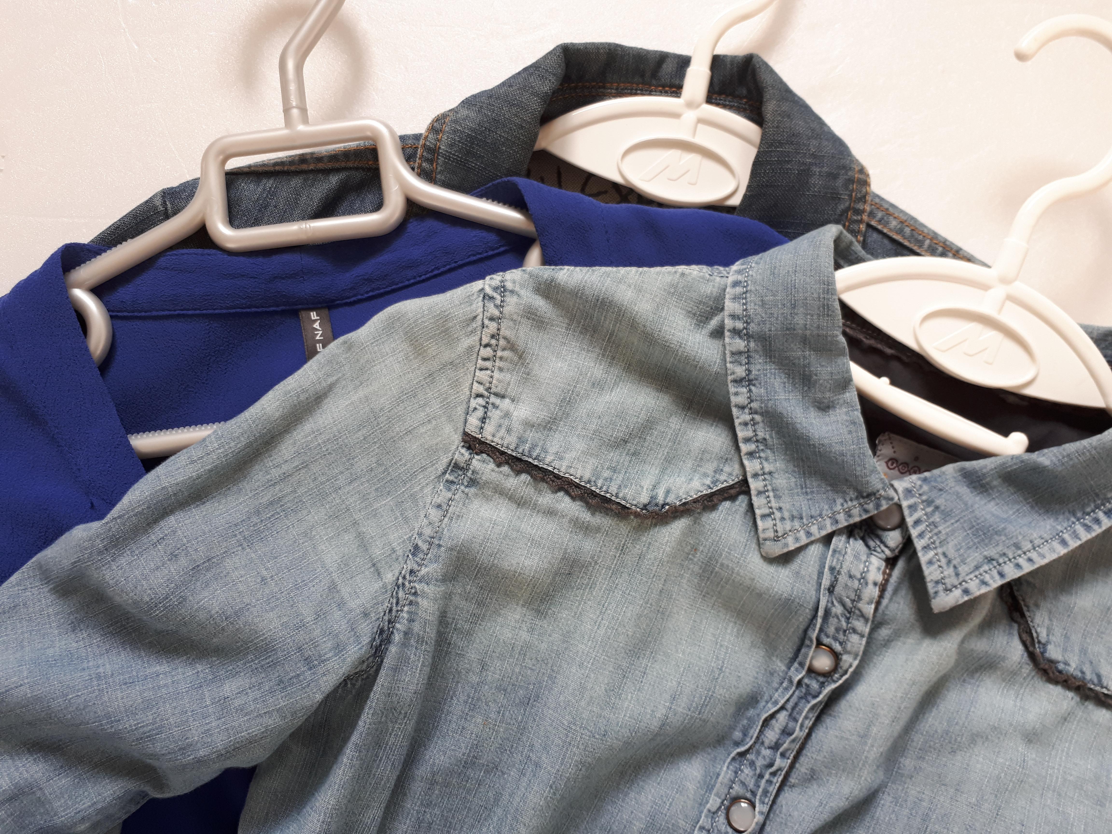 Je vous explique comment trier ses vêtements pour ne conserver que les vêtements qui nous veulent du bien ?