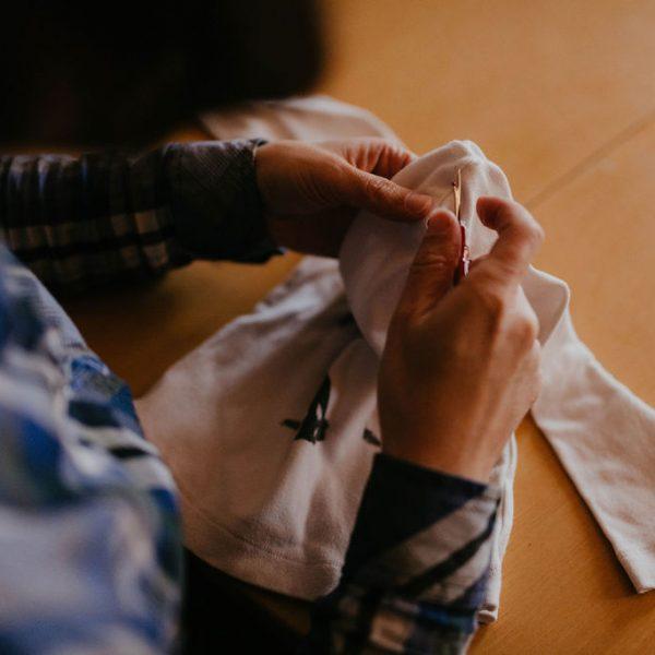 Comment débuter en couture upcycling