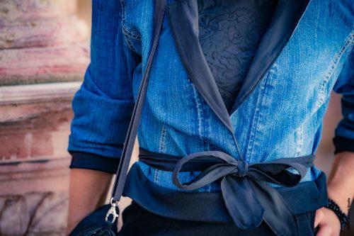 L'upcycling est un outil, parmi d'autres, qui permet d'exprimer son identité vestimentaire. Il ne s'agit pas d'une tendance.