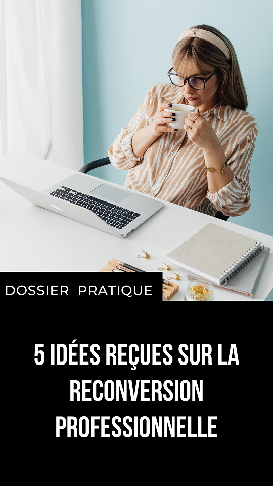Comme 47% des Français, tu envisages une reconversion professionnelle mais tu as besoin de clarifier certains points avant d'aller plus loin.