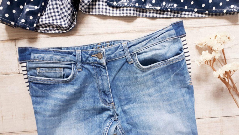 Les changements de morphologie font partie de la vie. C'est le vêtement qui doit s'adapter au corps et non l'inverse. Voilà comment agrandir un jean!