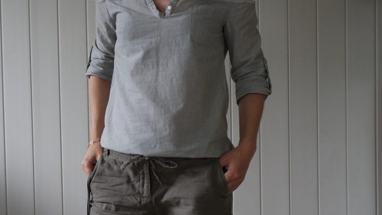 Mission upcycling : réaliser une blouse romantique