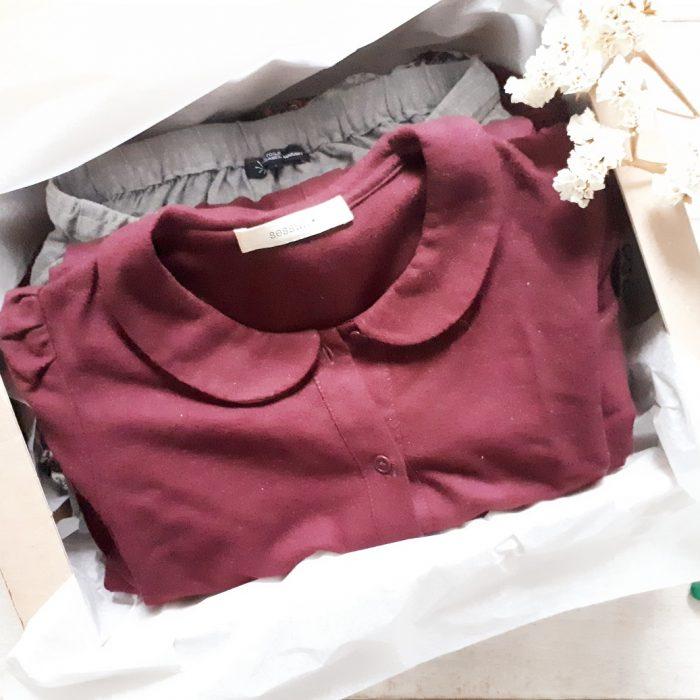 Box vêtements femme